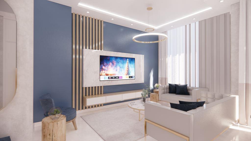 Инвестиционные апартаменты 1+1 в Авсаллар - Фото 17