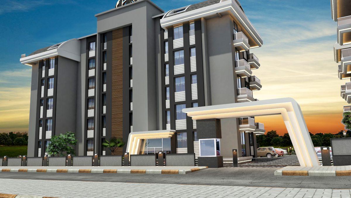Квартиры в новом ЖК в районе Оба - Фото 2