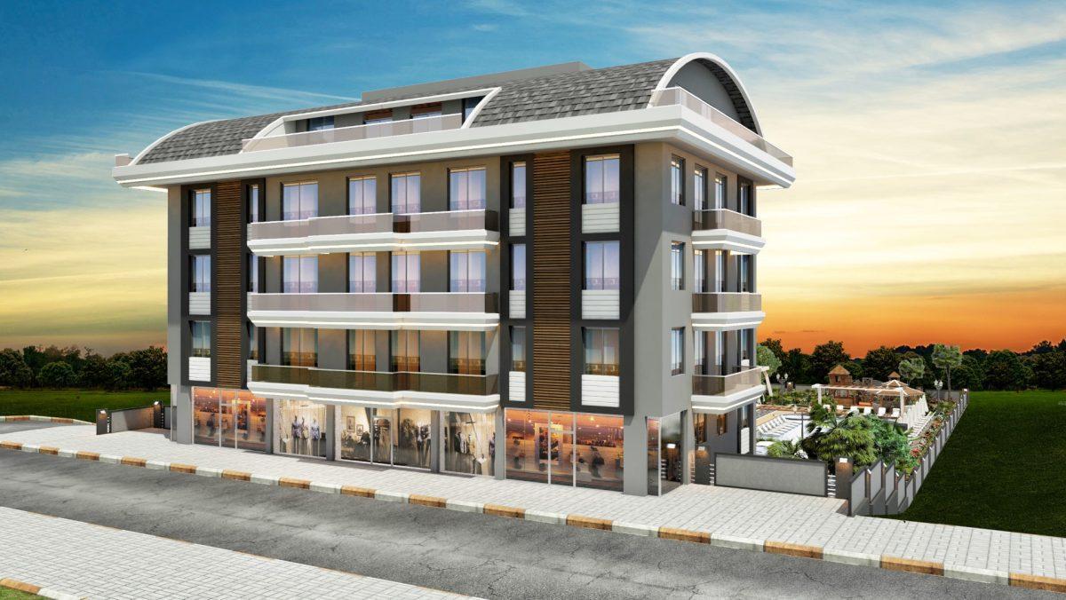 Квартиры в новом ЖК в районе Оба - Фото 3
