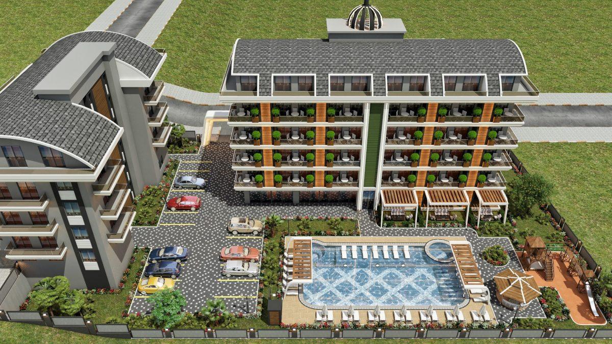 Квартиры в новом ЖК в районе Оба - Фото 6