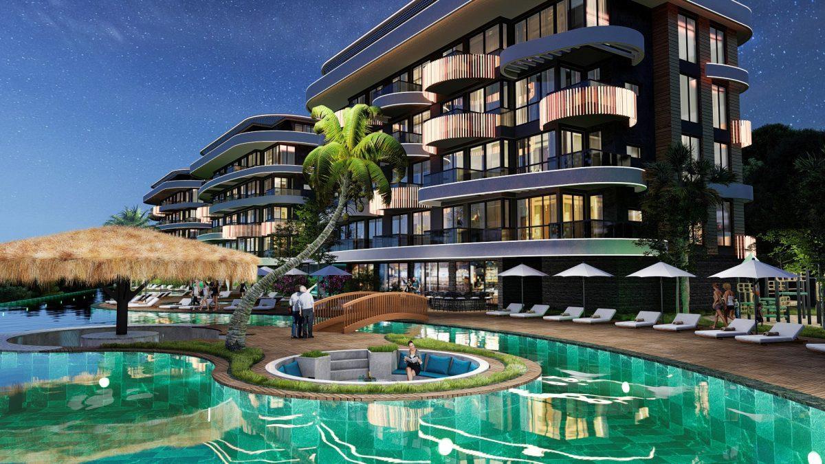 Новые апартаменты в люксовом комплексе в Кестеле - Фото 5