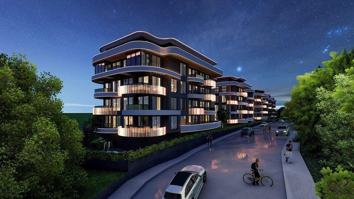 Новые апартаменты в люксовом комплексе в Кестеле - Фото 4