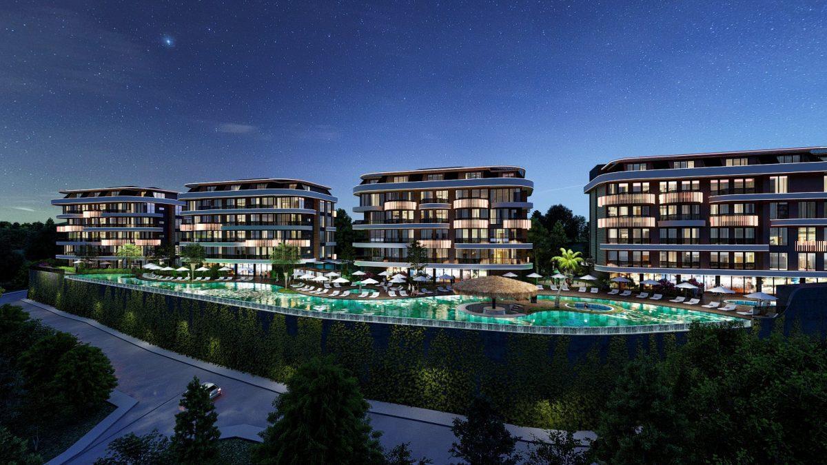 Новые апартаменты в люксовом комплексе в Кестеле - Фото 3