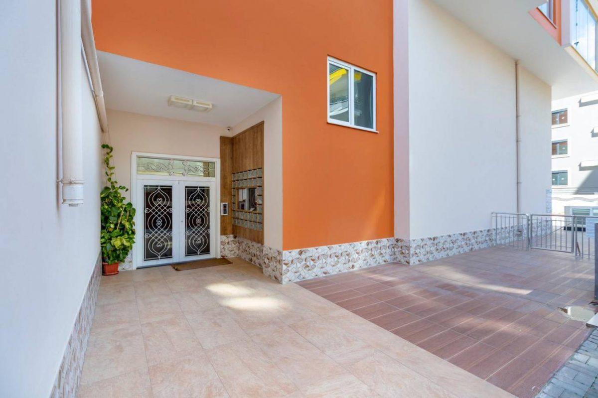 Меблированная квартира 2+1 на центральной улице в Махмутларе - Фото 3
