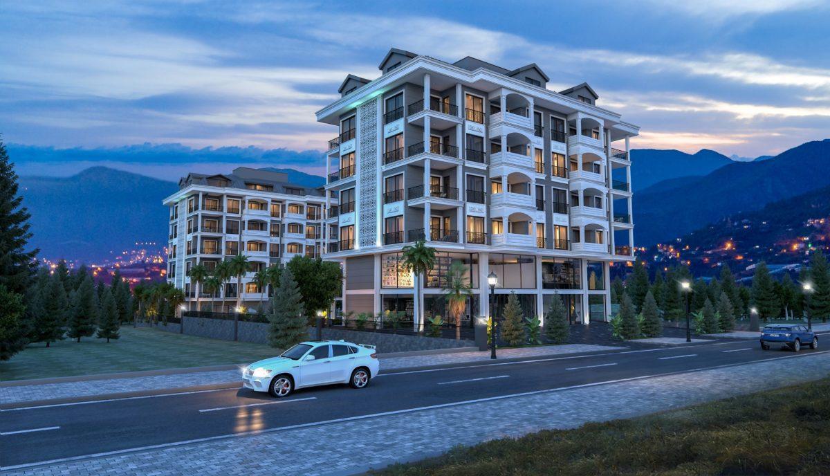 Апартаменты и пентхаусы в новом ЖК в Каргыджаке - Фото 10