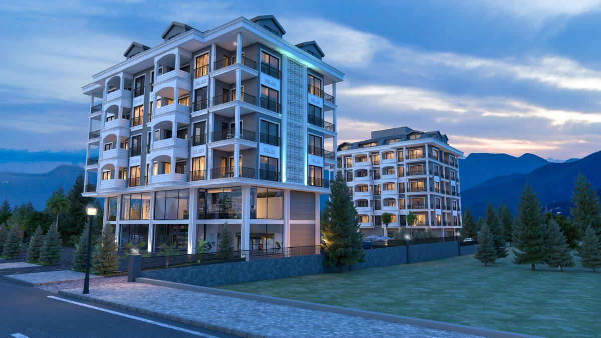 Апартаменты и пентхаусы в новом ЖК в Каргыджаке - Фото 11