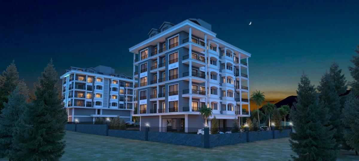 Апартаменты и пентхаусы в новом ЖК в Каргыджаке - Фото 13