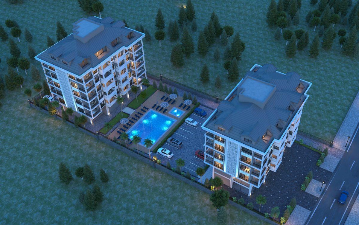 Апартаменты и пентхаусы в новом ЖК в Каргыджаке - Фото 14