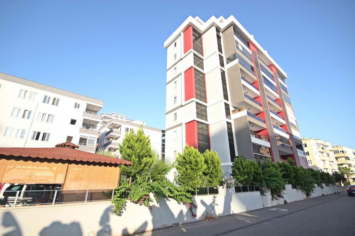 Меблированная квартира в центральном районе Махмутлара - Фото 1