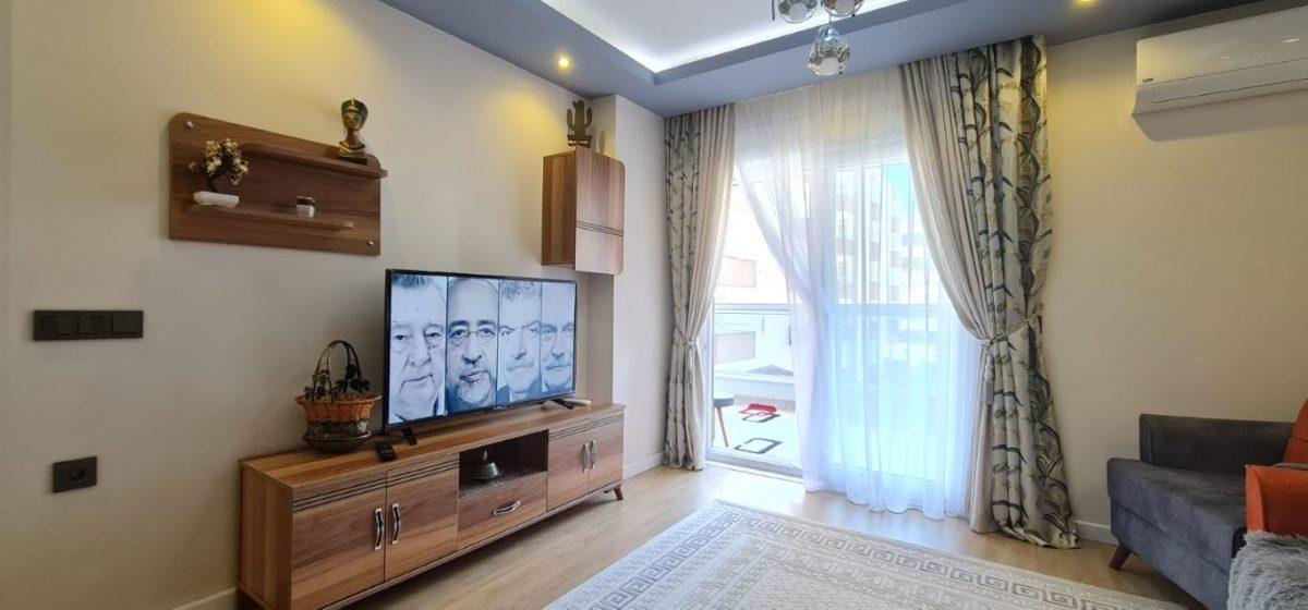 Меблированная квартира в центральном районе Махмутлара - Фото 12