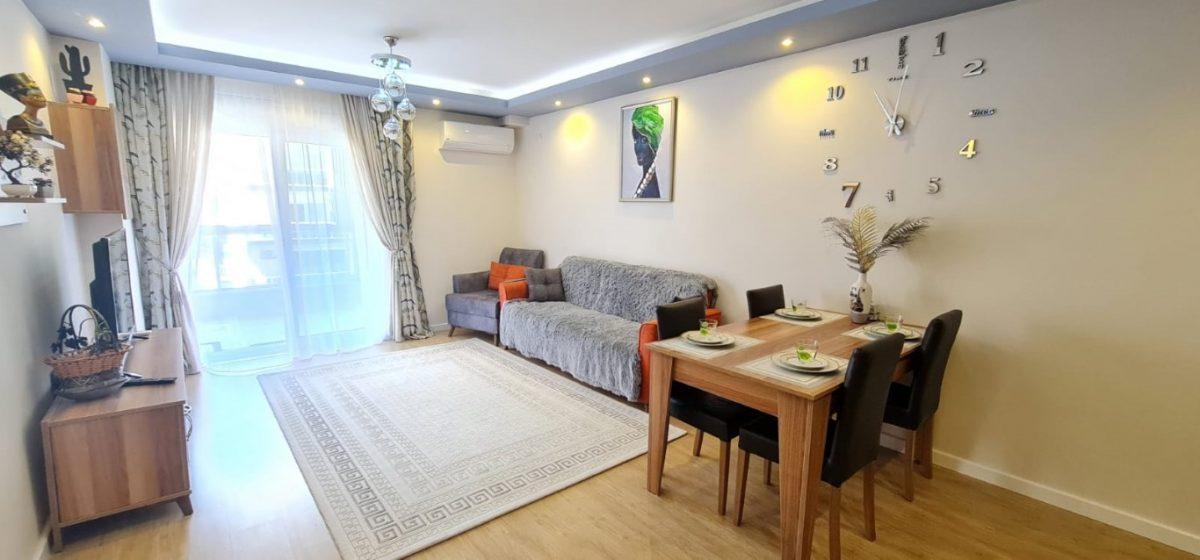 Меблированная квартира в центральном районе Махмутлара - Фото 14