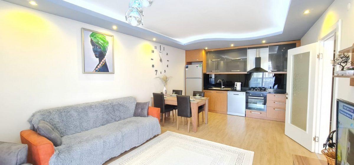 Меблированная квартира в центральном районе Махмутлара - Фото 10