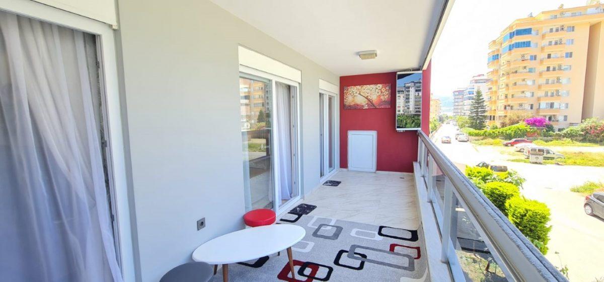 Меблированная квартира в центральном районе Махмутлара - Фото 19