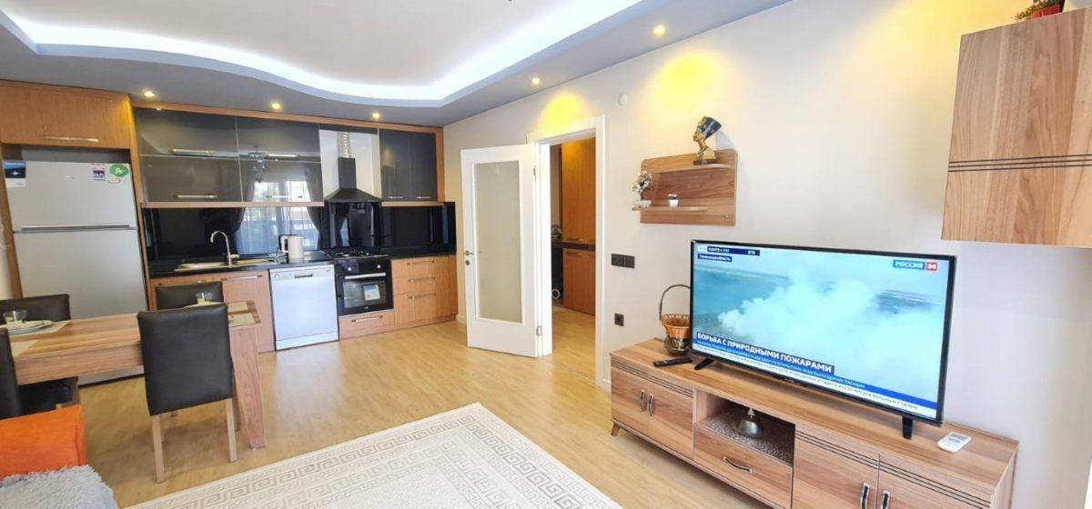 Меблированная квартира в центральном районе Махмутлара - Фото 11