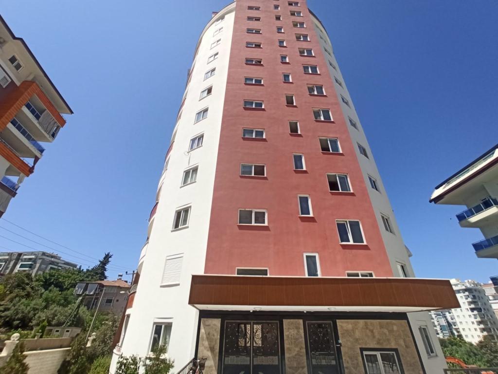 Просторная трехкомнатная квартира в Махмутларе - Фото 2