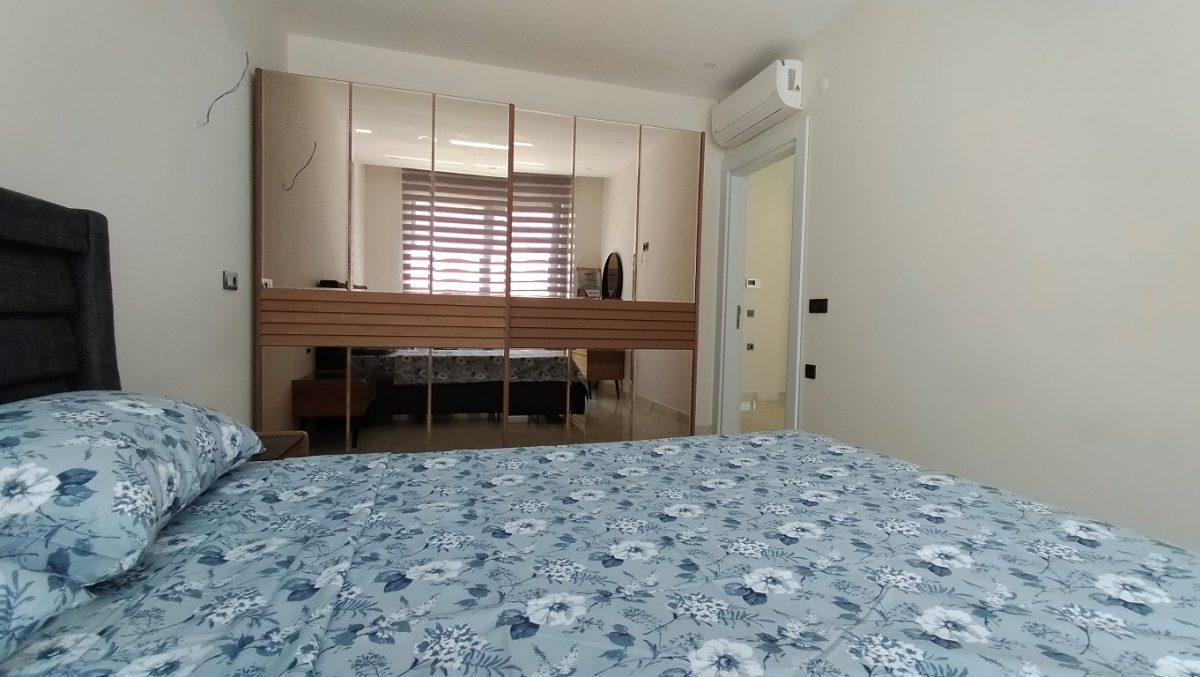 Меблированная квартира в центре Аланьи - Фото 29