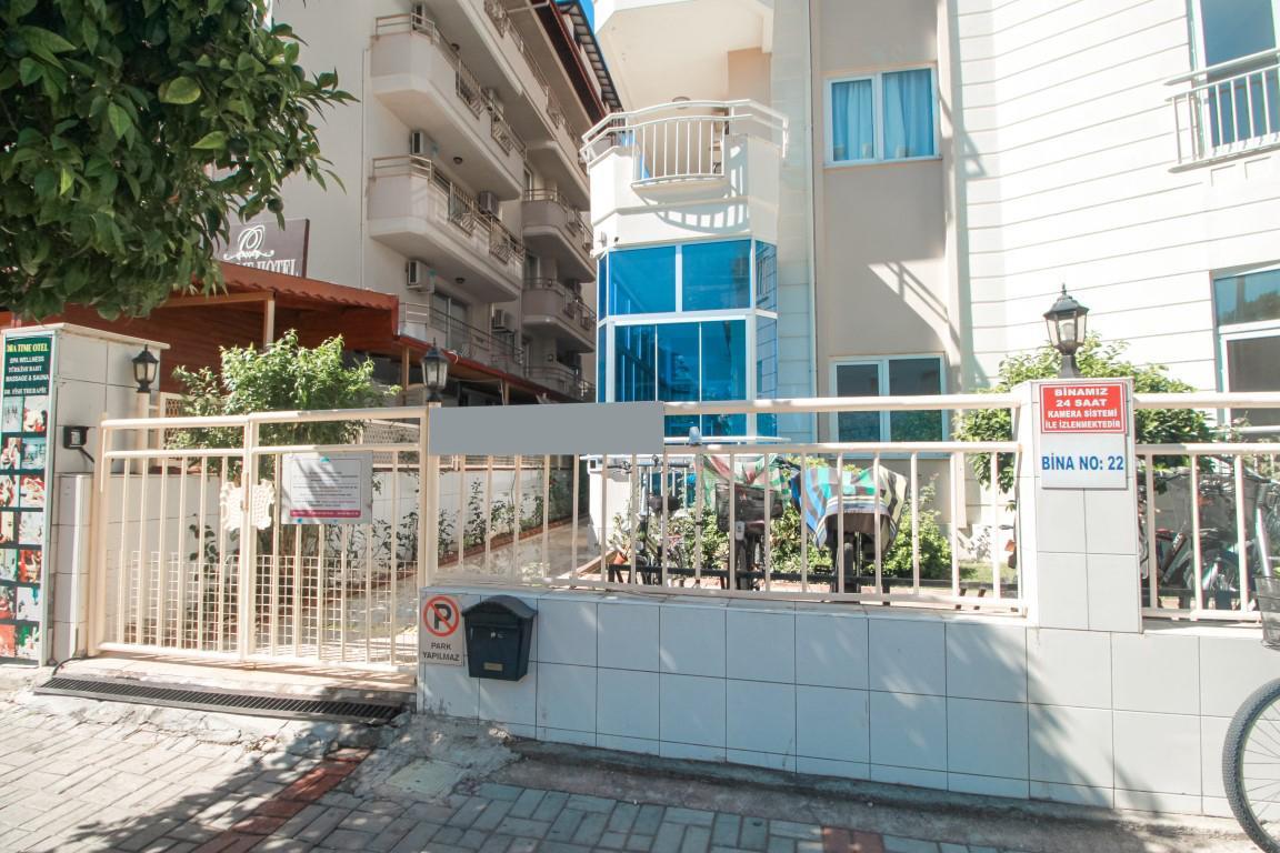 Квартира 1+1 с мебелью и техникой рядом с пляжем в Оба - Фото 3