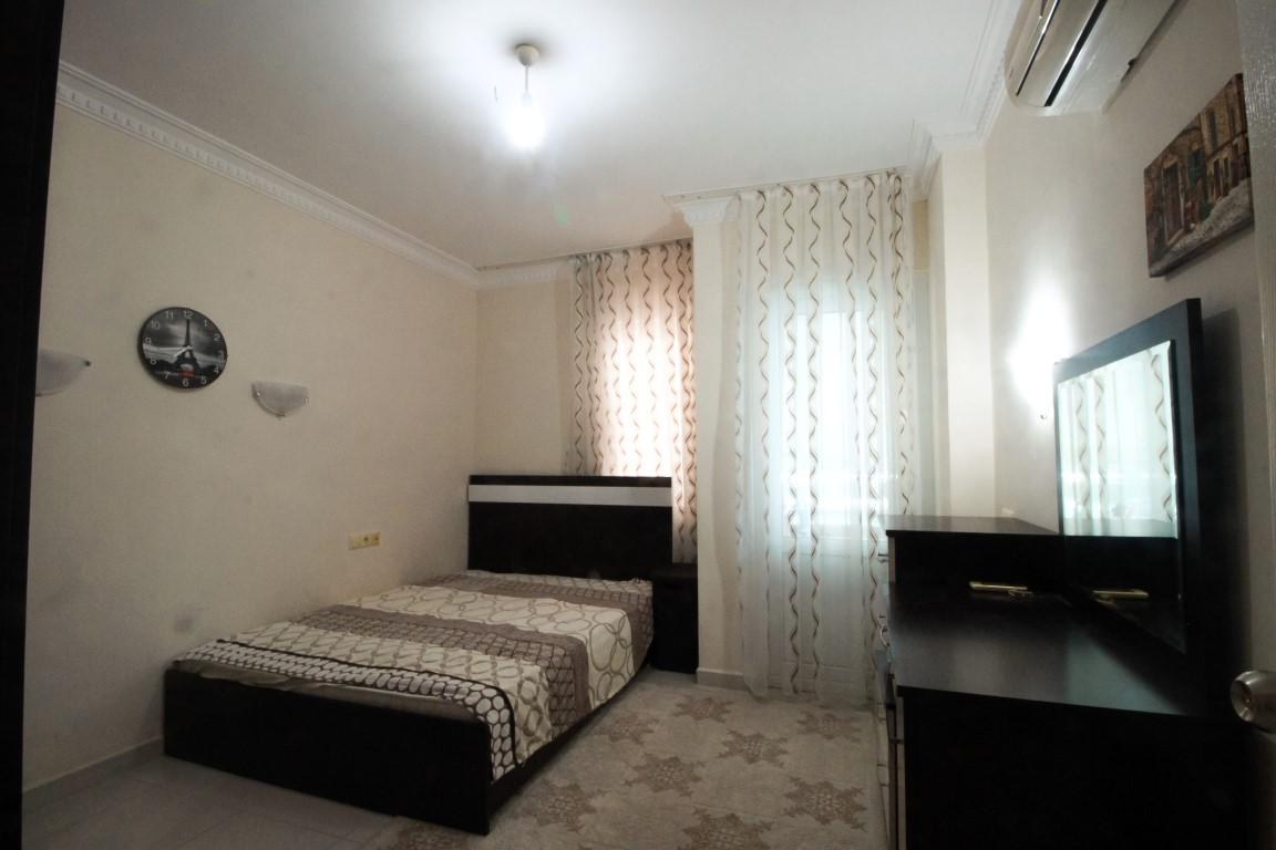 Квартира 1+1 с мебелью и техникой рядом с пляжем в Оба - Фото 19
