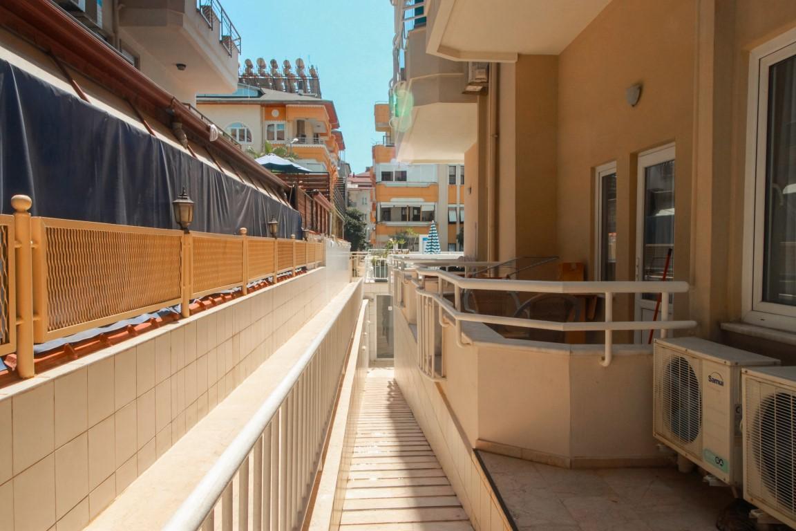 Квартира 1+1 с мебелью и техникой рядом с пляжем в Оба - Фото 23