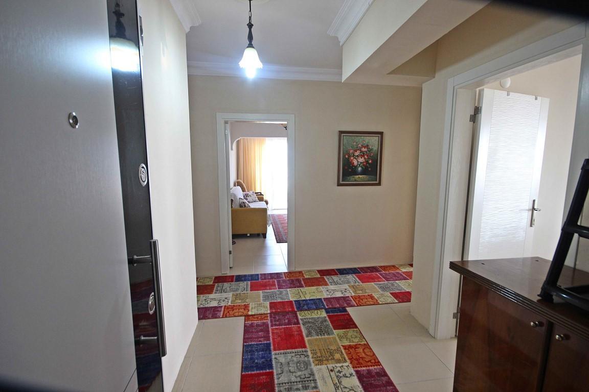 Просторная квартира с отдельной кухней в центре Алании - Фото 6