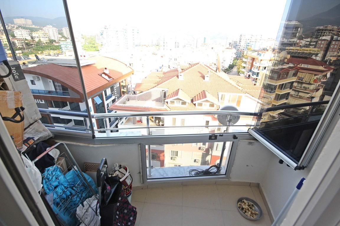 Просторная квартира с отдельной кухней в центре Алании - Фото 30