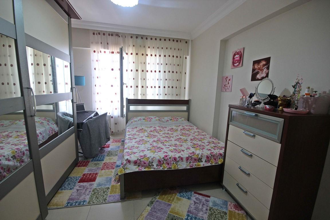 Просторная квартира с отдельной кухней в центре Алании - Фото 22