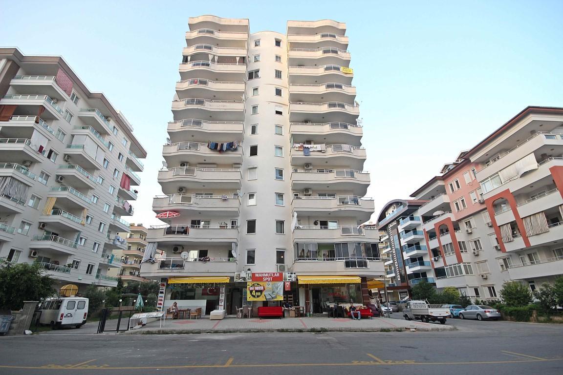 Просторная квартира с отдельной кухней в центре Алании - Фото 5