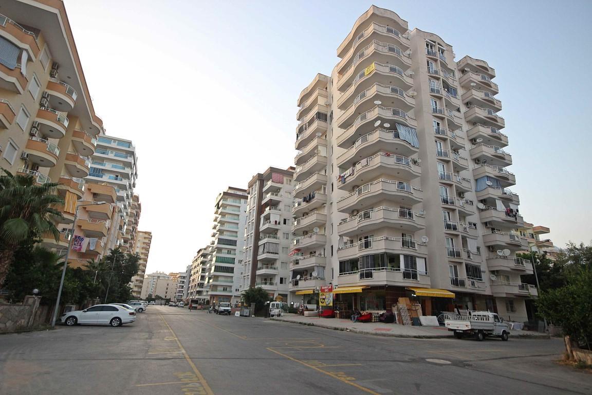 Просторная квартира с отдельной кухней в центре Алании - Фото 2