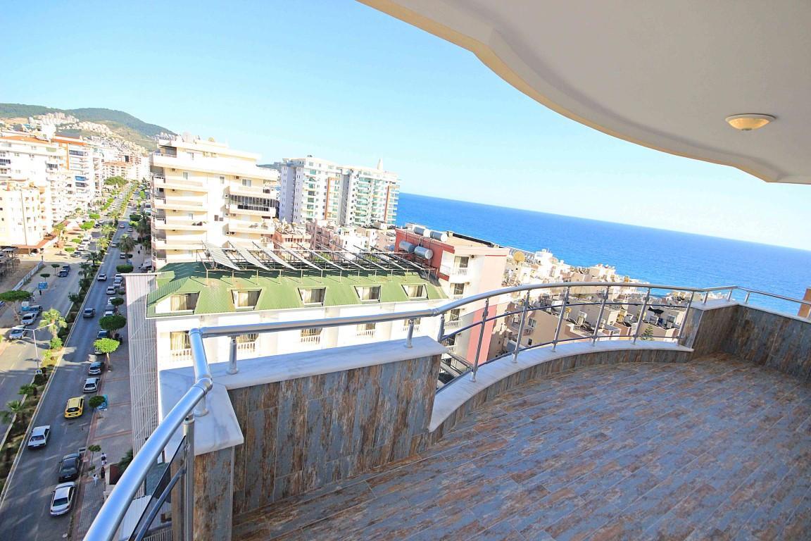 Дуплекс планировкой 4 +1 с видом на Средиземное море - Фото 20