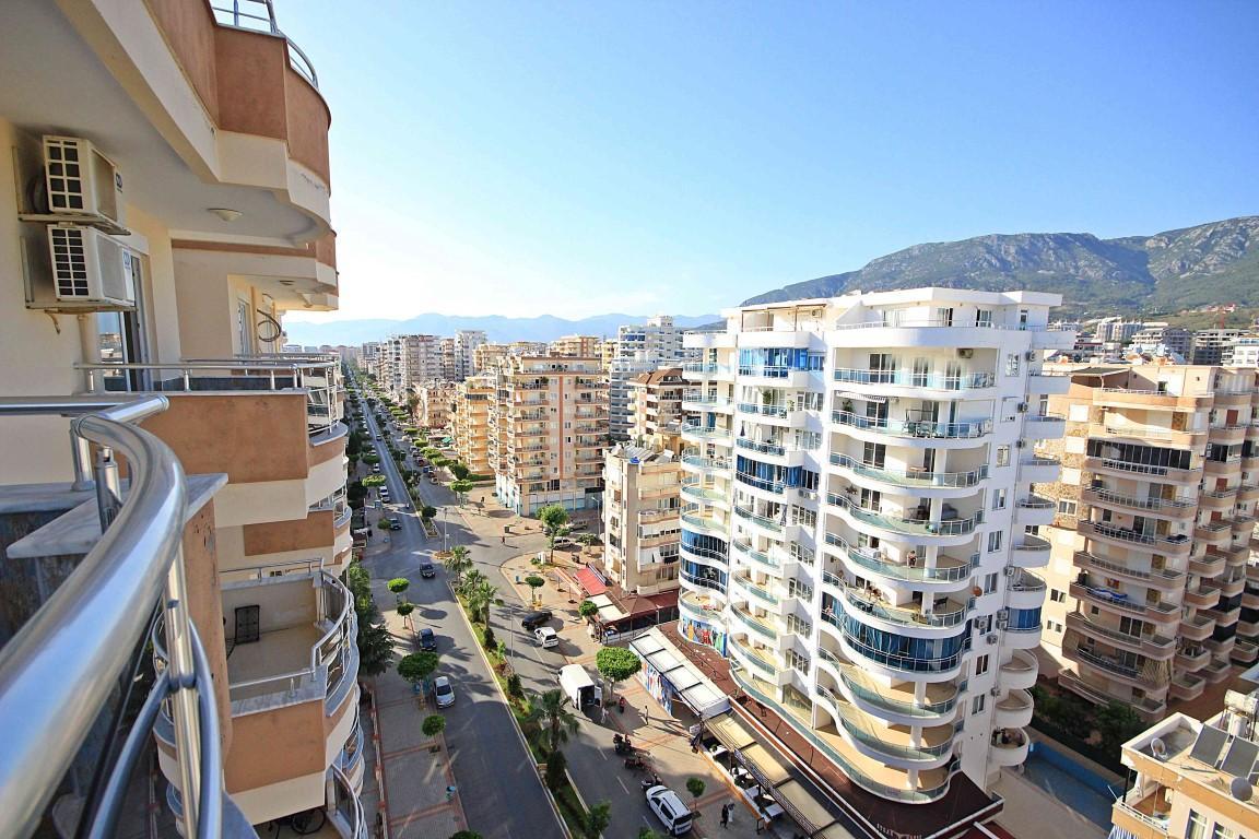Дуплекс планировкой 4 +1 с видом на Средиземное море - Фото 25
