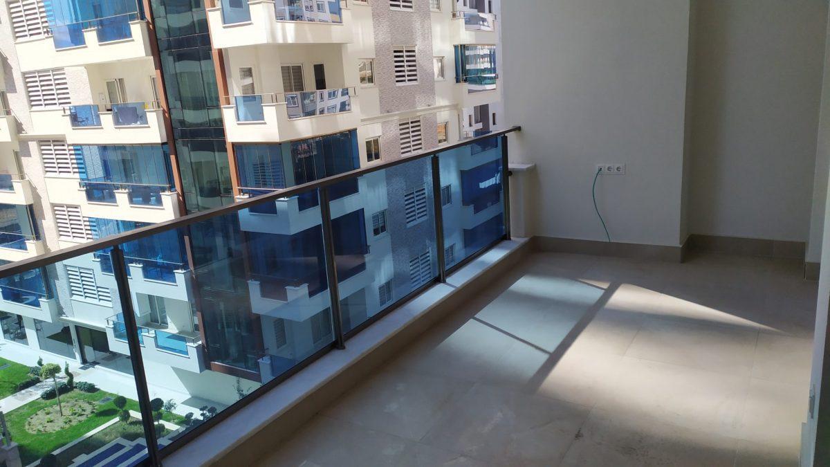 Новые апартаменты 1+1  с инфраструктурой отеля в Махмутларе - Фото 6