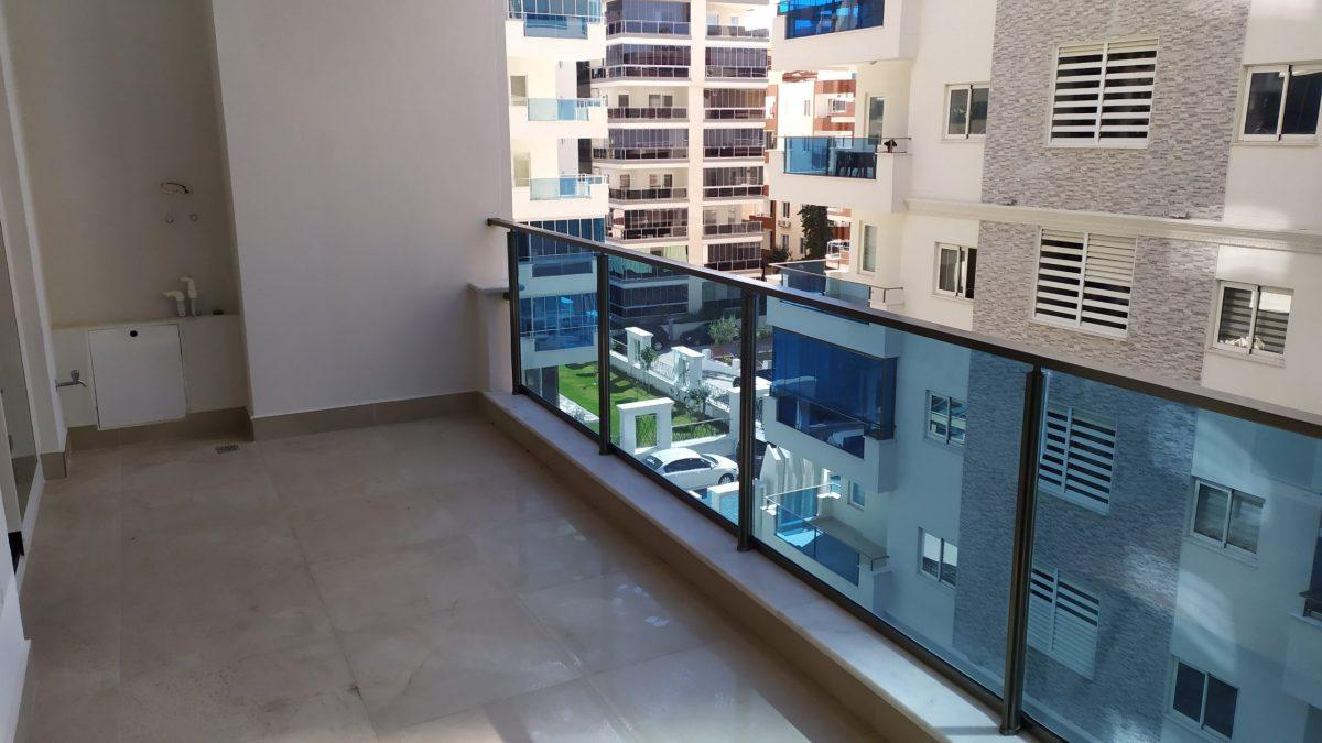 Новые апартаменты 1+1  с инфраструктурой отеля в Махмутларе - Фото 7