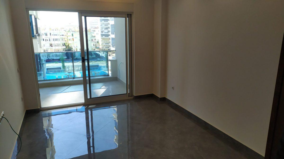 Новые апартаменты 1+1  с инфраструктурой отеля в Махмутларе - Фото 9