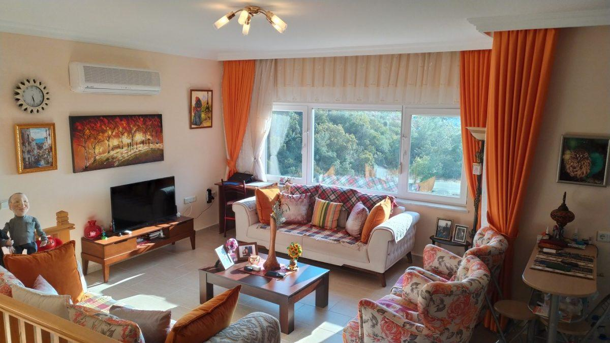 Просторные апартаменты 3+1 с панорамным видом в Каргыджак   - Фото 1