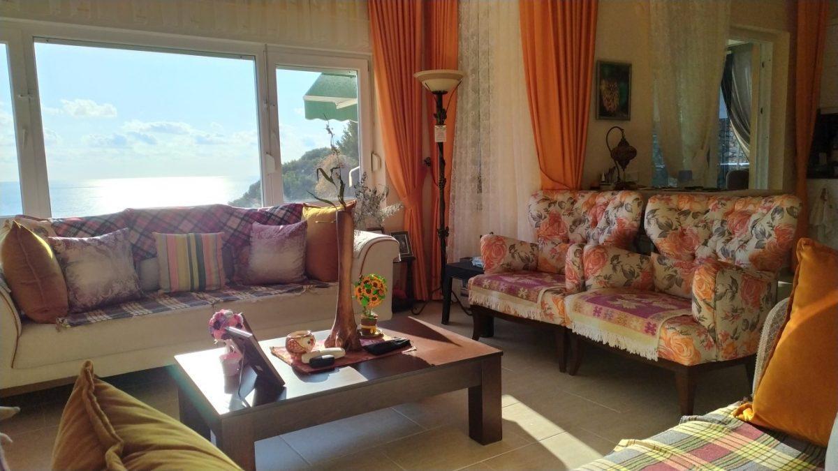 Просторные апартаменты 3+1 с панорамным видом в Каргыджак   - Фото 5