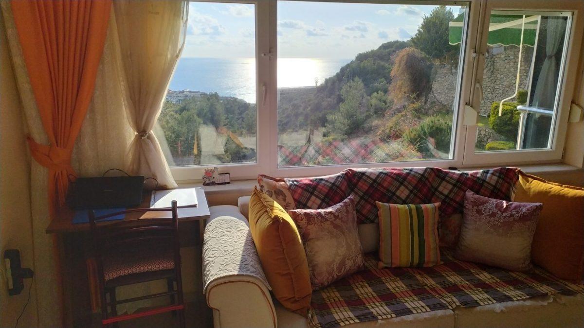 Просторные апартаменты 3+1 с панорамным видом в Каргыджак   - Фото 6