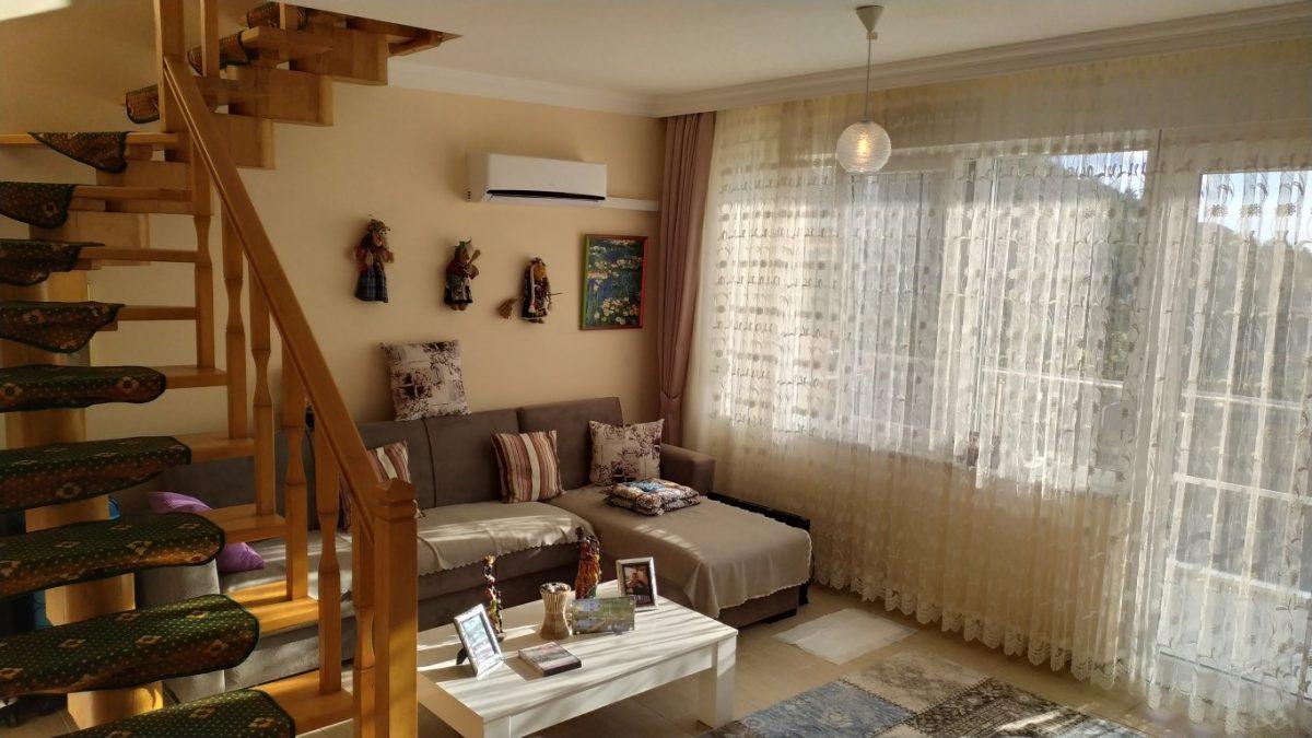 Просторные апартаменты 3+1 с панорамным видом в Каргыджак   - Фото 8
