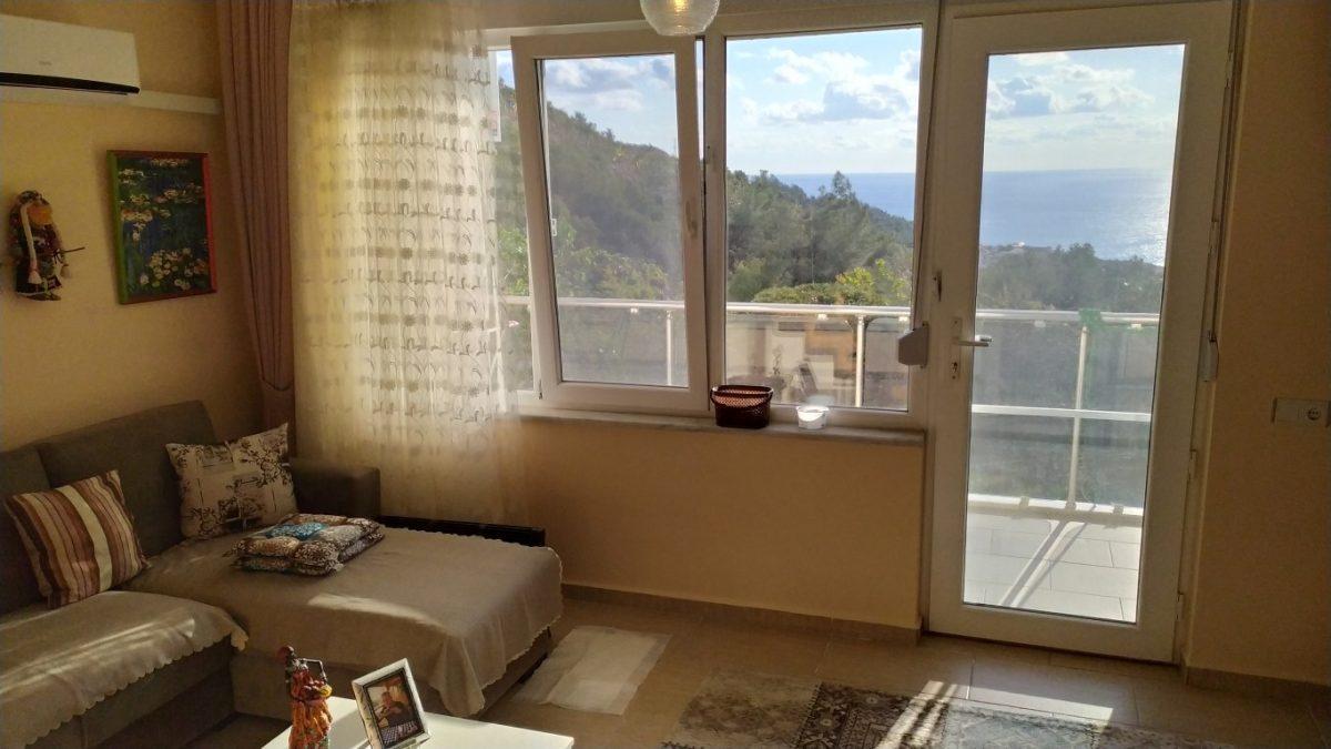 Просторные апартаменты 3+1 с панорамным видом в Каргыджак   - Фото 7