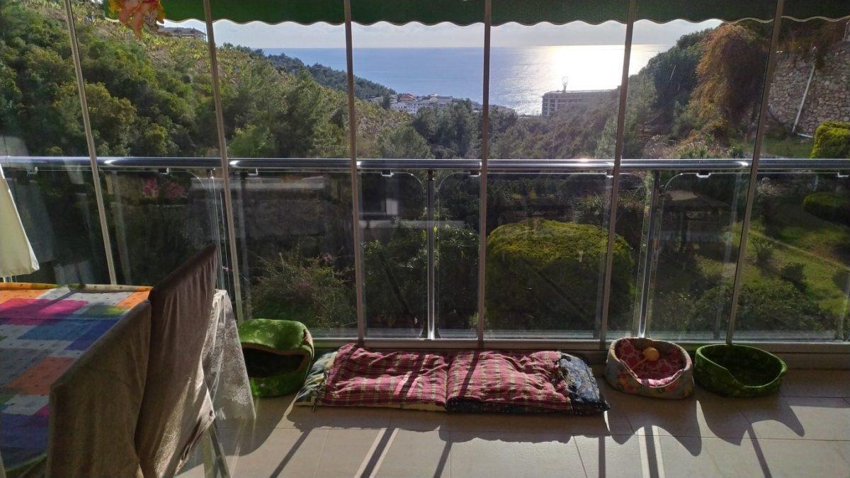 Просторные апартаменты 3+1 с панорамным видом в Каргыджак   - Фото 21