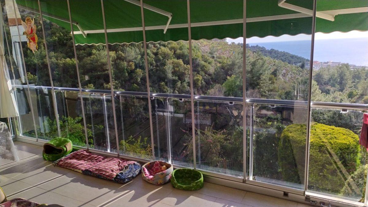 Просторные апартаменты 3+1 с панорамным видом в Каргыджак   - Фото 22