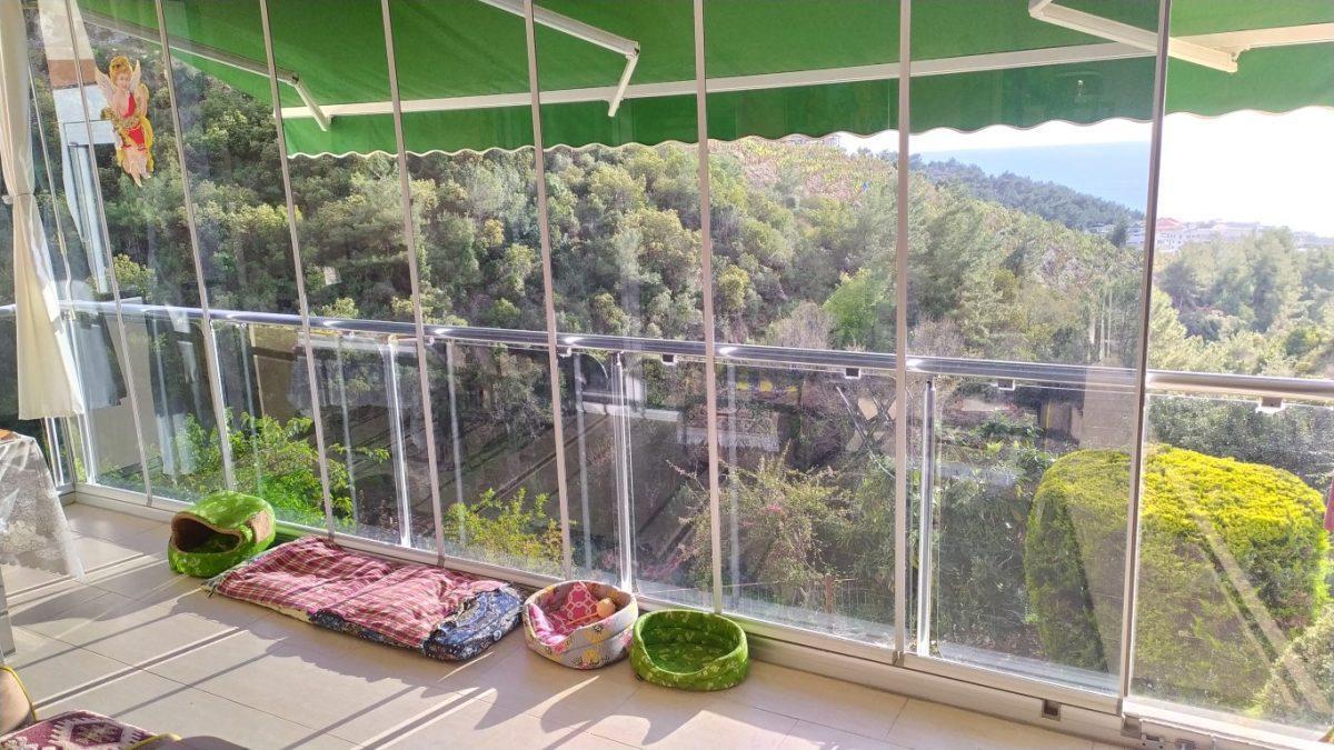 Просторные апартаменты 3+1 с панорамным видом в Каргыджак   - Фото 23