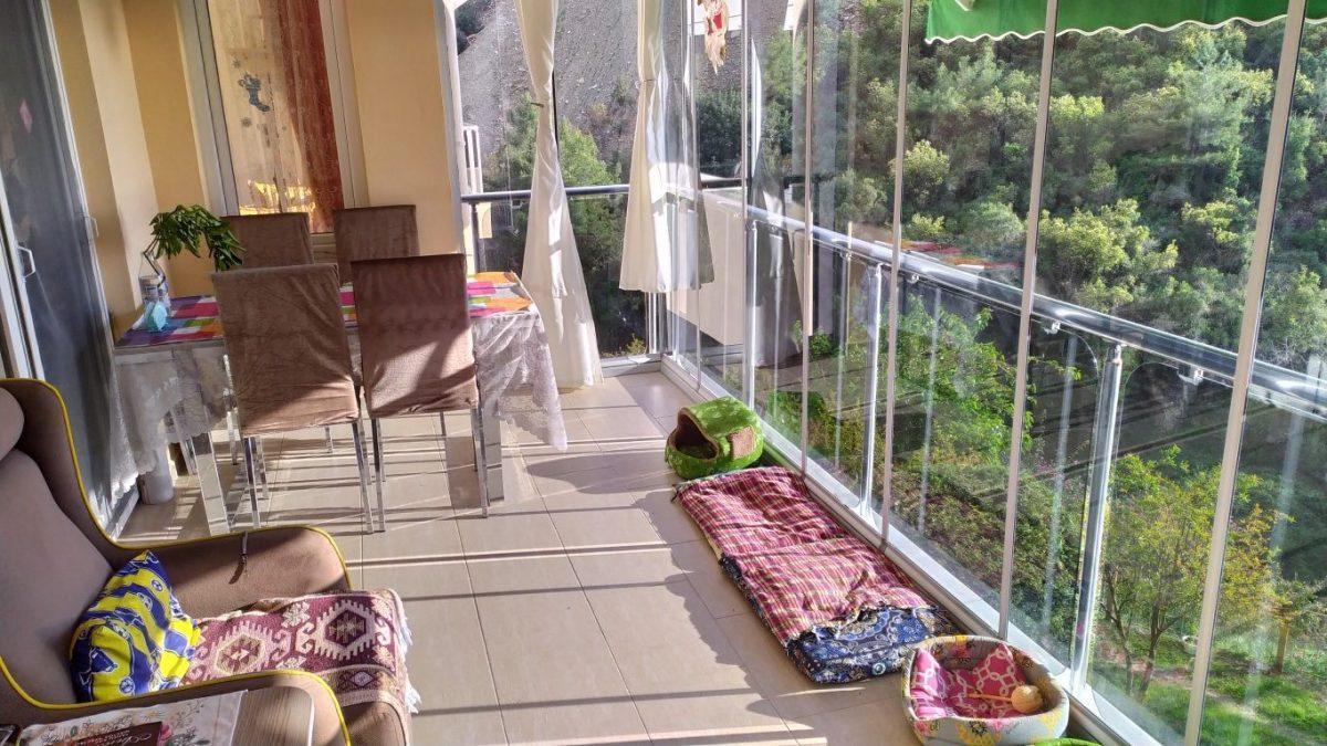 Просторные апартаменты 3+1 с панорамным видом в Каргыджак   - Фото 24