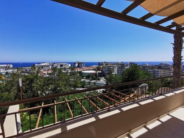 Квартира с панорамным видом в Авсалларе - Фото 29