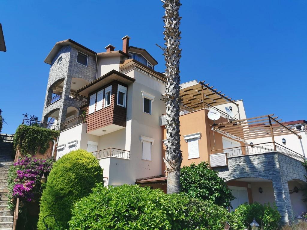 Квартира с панорамным видом в Авсалларе - Фото 5