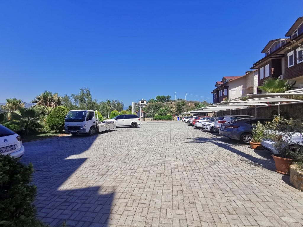 Квартира с панорамным видом в Авсалларе - Фото 18