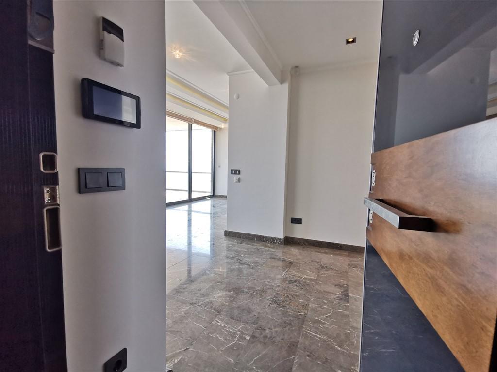 Апартаменты 2+1 с панорамным видом на Аланию - Фото 24