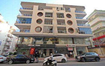Меблированная квартира в центре Махмутлара