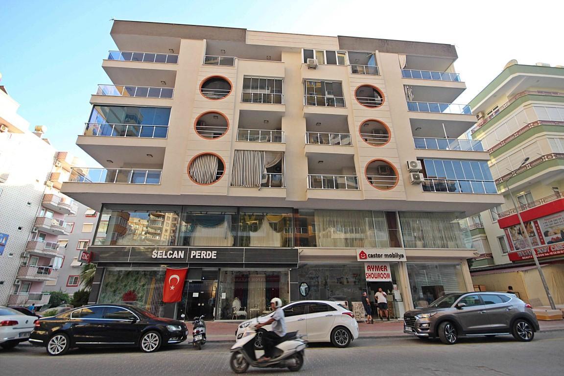 Меблированная квартира в центре Махмутлара - Фото 1