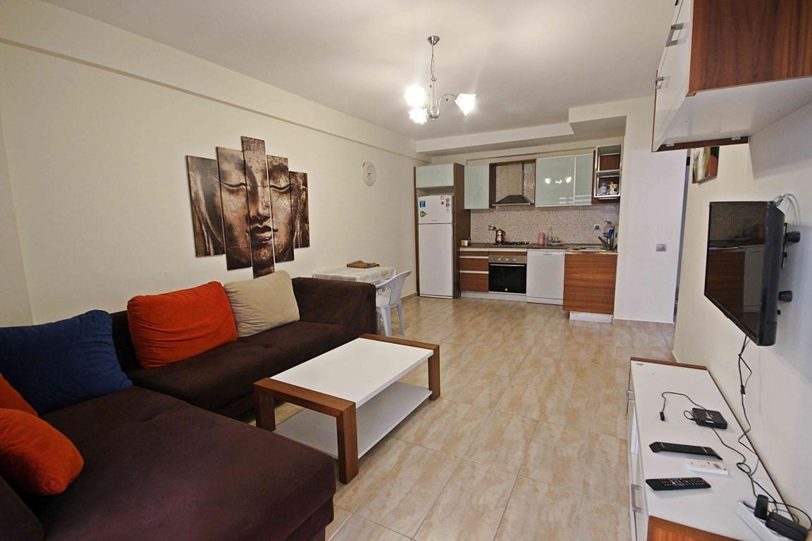 Меблированная квартира в центре Махмутлара - Фото 10