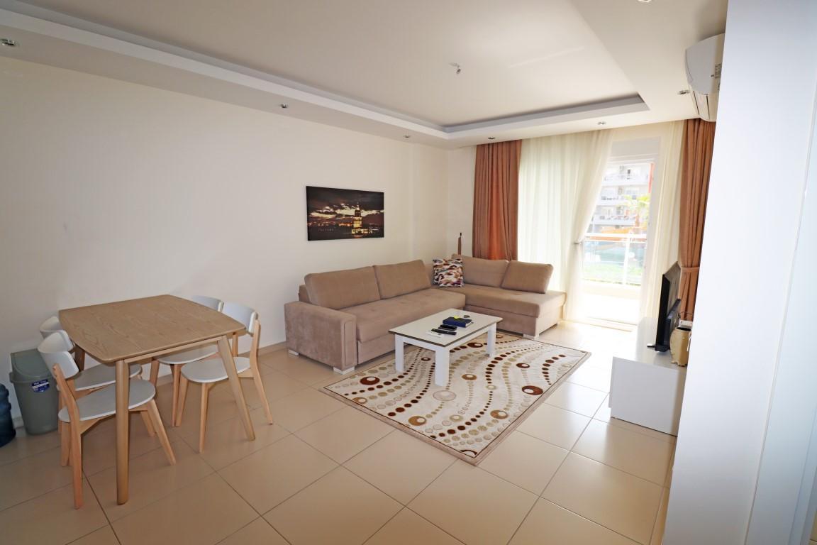 Меблированная квартир 1+1 в комплексе с хорошей инфраструктурой в Кестеле - Фото 8